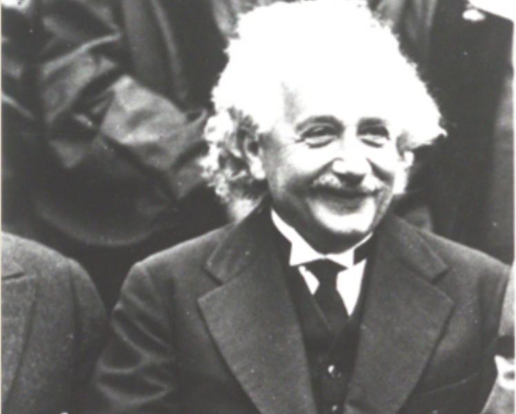 Albert Einstein Science Photo Files